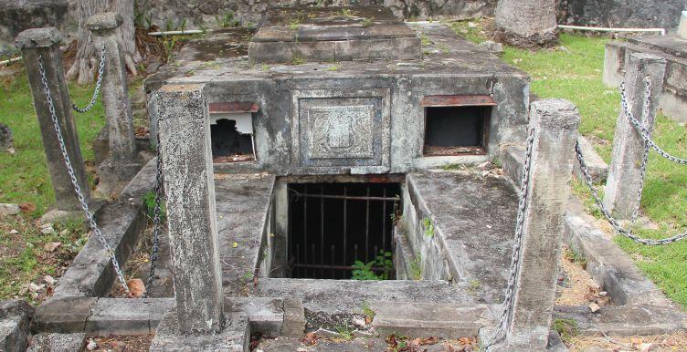 Misteri Peti Jenazah Barbados